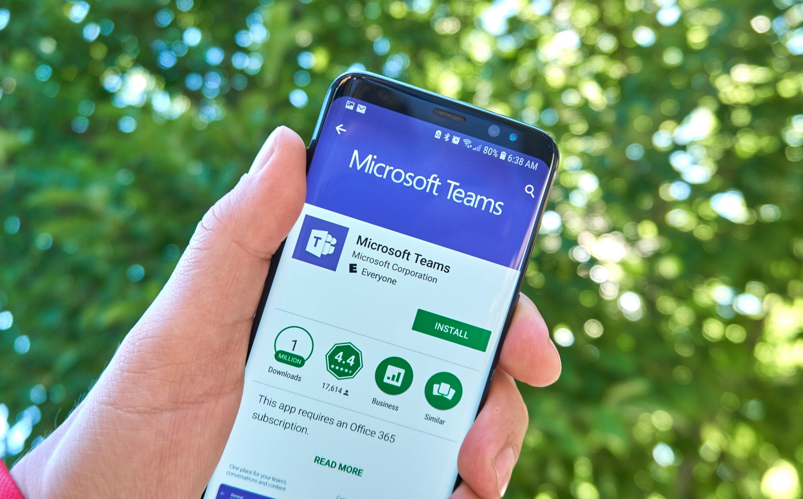 Tech Talk – Microsoft Teams Templates