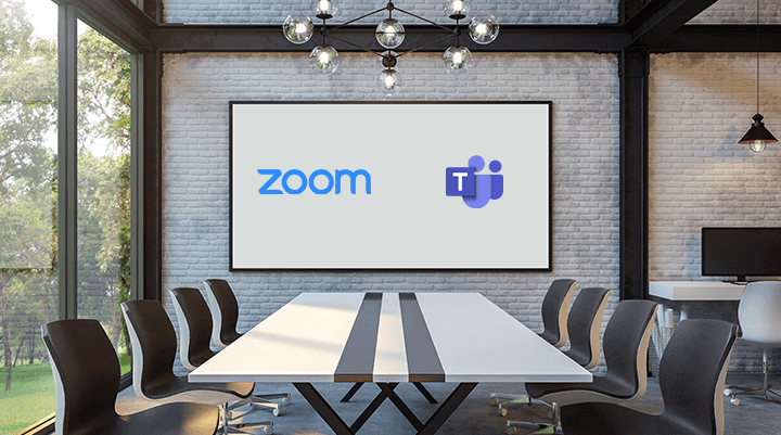 Zoom vs. Microsoft