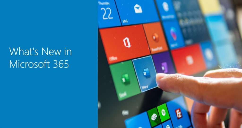 February 2021 – Microsoft 365 Updates