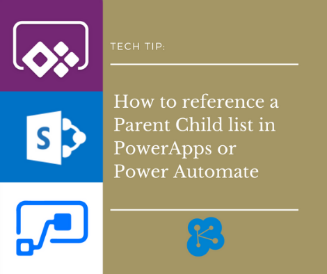 Parent Child Lists in SharePoint