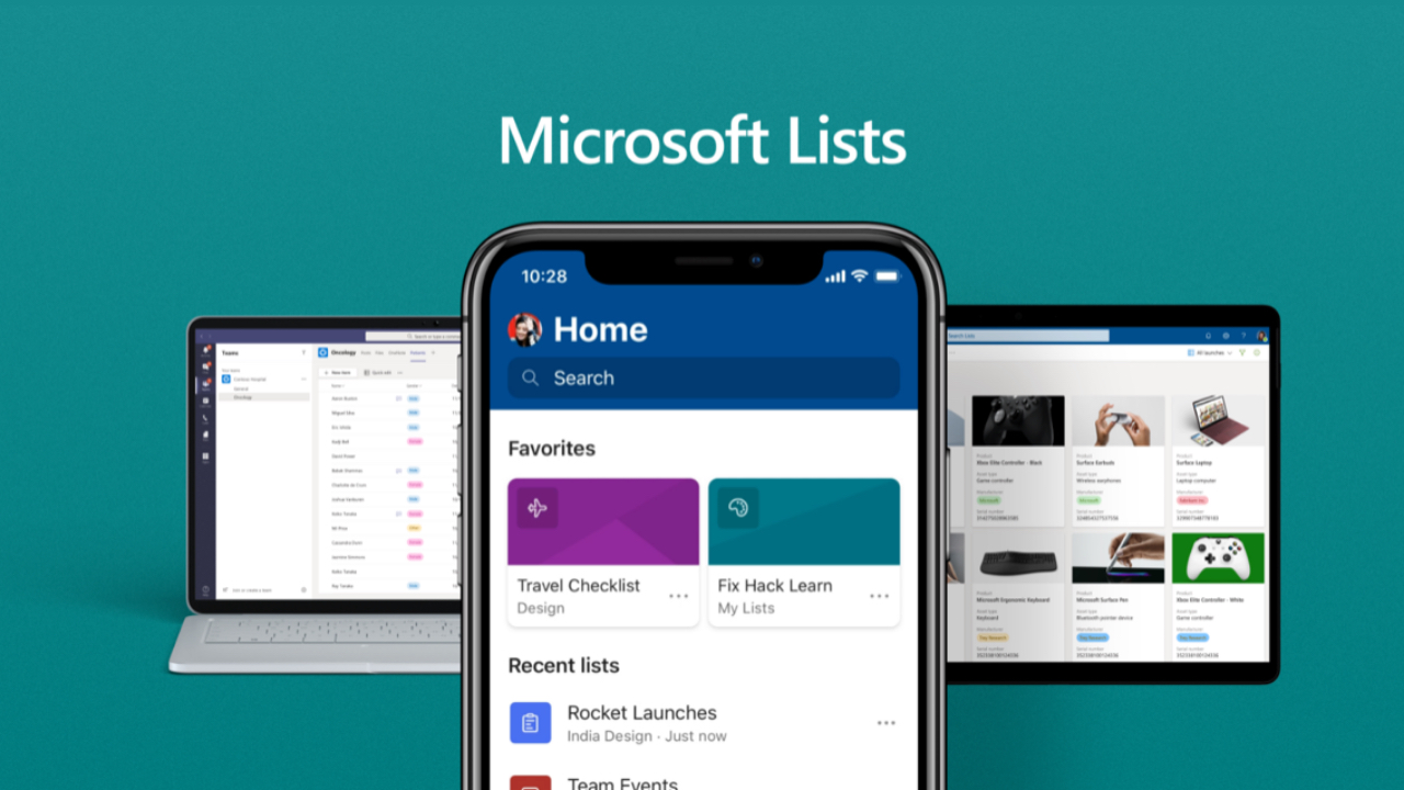 How to Use Microsoft Lists in Teams