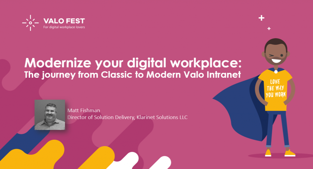Modernizing your digital workplace
